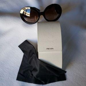 Authentic Prada Sunglasses SP27N 55022